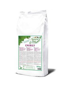 Natural Plus Energy, kaltgepresst 25 kg Züchtersack