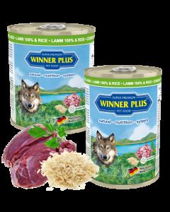 WP SUPER PREMIUM MENUE Lamm 100% & Reis
