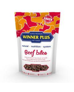 WINNER PLUS DogSnack Beef Bites 100 g