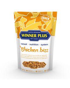 WINNER PLUS CatSnack Chicken bizz 100 g