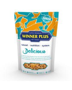 WINNER PLUS CatSnack Delicious 100 g