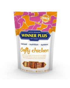 WINNER PLUS DogSnack Softy Chicken 100g