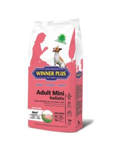 WINNER PLUS HOLISTIC Adult Mini NEW