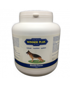 WINNER PLUS Biotin Forte Tabs 1400 g / ca. 406 Stück