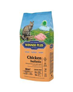WINNER PLUS Chicken HOLISTIC CAT
