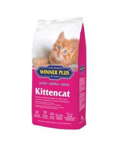 """WINNER PLUS SUPER PREMIUM Kittencat 10 kg - NEU > jetzt im """"silbernen Züchtersack"""""""