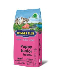 "WINNER PLUS HOLISTIC ""NEW"" Puppy Junior"
