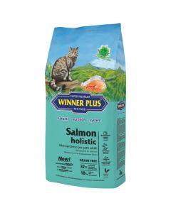 WINNER PLUS Salmon HOLISTIC CAT