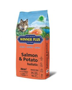 "WINNER PLUS HOLISTIC ""NEW"" Salmon & Potato"