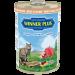 WP SUPER PREMIUM MENUE CAT Rind & Wild 395 g
