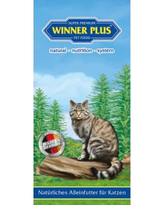 Prospekt WINNER PLUS Katzenfutter