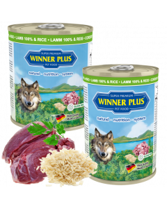 WP SUPER PREMIUM MENUE Lamm 100% & Reis