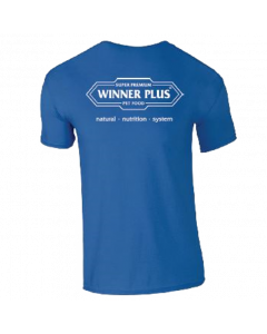 WINNER PLUS  Promo T-Shirt Unisex