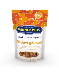 WINNER PLUS DogSnack Chicken Gourmet 100 g