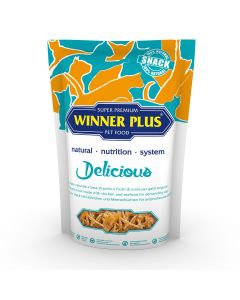 WINNER PLUS CatSnack Delicious 100 g